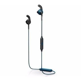 Philips Audífono Deportivos Actionfit Bluetooth Shq6500 Azul