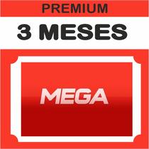 Cuentas Premium Mega 90 Dias - 3 Meses 100% Garantizadas