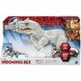 Indominus Rex Jurassic World Hasbro Con Luz Y Sonido Nuevo