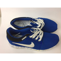 Tenis Nike Free Running Training Azul