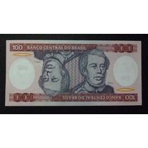 Brasil Billete 100 Cruzeiros Unc 1984