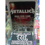 Metallica Orgullo Pasion Y Gloria 2 Cd + 2 Dvd