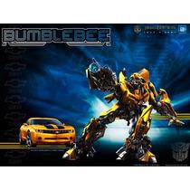 Paquete 6 Lamparas Transformers - Bumblebee Envio Gratis