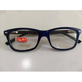 f7483c26b1350 Armação Óculos Grau Barata Rb5115 + Grau P  Perto De 1 A 5
