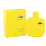 Perfume Lacoste L.12.12 Jaune.optimistic Hombre Edt 50 Ml
