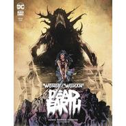 Wonder Woman Dead Earth Book 1 (2019) Dc Black Label