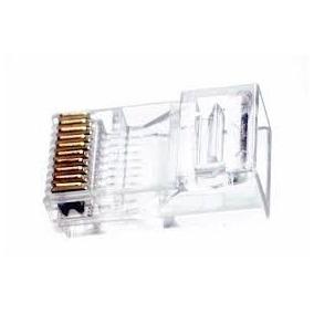 Conector Rj50 Para Cable Plano De 10 Pines Cable Serial Fisc