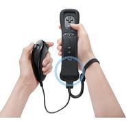 Wiimote Con Plus + Funda + Nunchuck Wii Original  Fc A O B