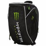 Mochila Motociclista Monster Energy Impermeável