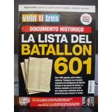 Revista Veintitrés N° 607 18-02-2010 La Lista Batallon 601