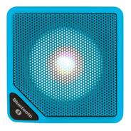 Caixa De Som Bluetooth Multilaser Cubo 3w Várias Cores