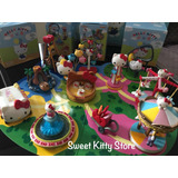 Set De Figuras Hello Kitty