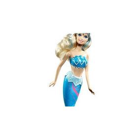 Boneca Barbie Vida De Sereia 2 Embaixadora Selena