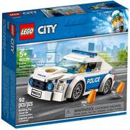 Lego City 60239 Auto Coche Patrulla De La Policía