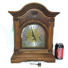 Hermoso Reloj Howard Miller Triple Sonreía Original Alemán.