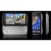 Sony Xperia Play R800i Preto - Pronta Entrega - Frete Grátis