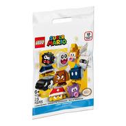 Lego Super Mario - Pacote Mini Figuras Dos Personagens-71361