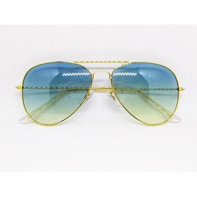 2cfbc17f0da2e Oculos Aviador Colorido - Óculos no Mercado Livre Brasil