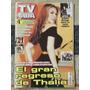 Revista Tv Guia * Thalia * Rosalinda * Chiquititas Lopilato