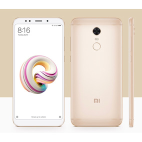 Xiaomi Redmi 5 Plus Versión Global 4g Lte