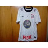 Camisa Corinthians De Jogo - Viaje Com O Timão Impec