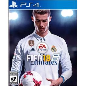 Fifa 18 Ps4 Digital Latino Garantia Jugas Con Tu Perfil