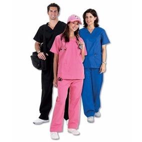 Uniformes Médicos Dama Y Caballeros Dril