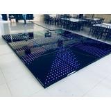 Pista Pixel Iluminación 169 Pixeles Modulo Cristal Templado