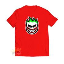 Camiseta Spitfire Vilao Skatista Camisa Skate Masculina