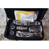 Clarinete Yamaha Ycl 250 [[[(((promoção)))]]]]]