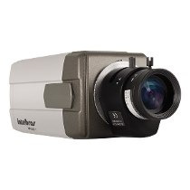 Câmera Prof Intelbras Vp600 Com Lente Varifocal 2,8-12mm