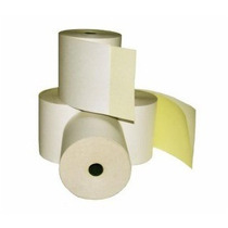 Caja De 50 Rollos Químicos 57mm X 65mm Para Impresora Fiscal