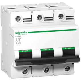 Interruptor Automático Termomagnético - 3p - 80a - Curva C