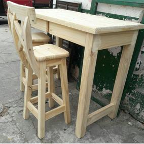 Muebles de pino zona oeste desayunadores en mercado for Muebles juveniles zona oeste