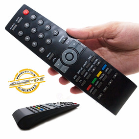 Controle Remoto Tv Aoc Led Lcd Tecla Service Sound Televisão