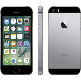 Iphone Se 32gb Apple Caja Sellada Gris Espacial Garantía