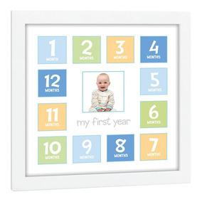 Portaretrato Para 12 Fotos Mi Primer Año Niño