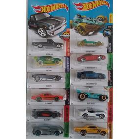 Hot Wheels - Kit C/12 Carrinhos Original Mattel