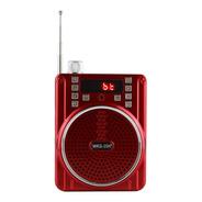 Bocina Megafono Bluetooth Portatil Altavoz Diadema Microfono