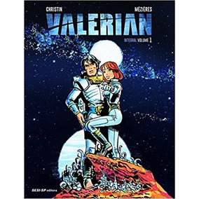 Valerian A Coleção Completa Pierre Christin