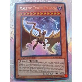 Malefic Trth Dragon Jump-en048 Ultra Yugioh ¡envio Gratis!