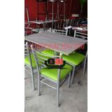 Sillas Para Heladerias, Cafeteria, Restaurantes, Juguerias,