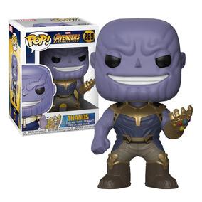 Thanos Pop! Funko Marvel Vingadores Jóias Do Infinito - War
