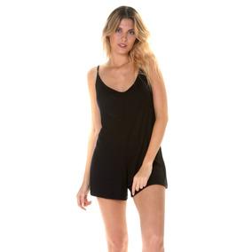 Romper Corto Billabong Lust Black Mujer - 12197400