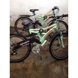 Bicicleta Corrente, Rin 26, Cambios Y Freno De Disco. Aragua