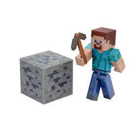 Minecraft Creeper Figura Articulada Multikids Mania Virtual