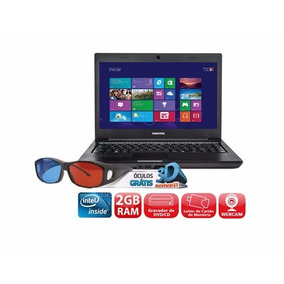 Notebook Positivo Unique,hd De 320gb E Memoria Ddr3 De 2gb