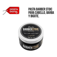 Pasta Barba, Bigote Y Cabello (barber Stoic).