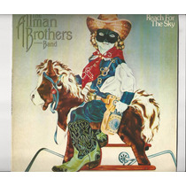 Disco De Vinil The Allman Brothers Band ¿ Reach For The Sky