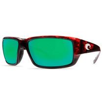 Lente Costa Del Mar Fantail Tipo Carey Verdes 400g
